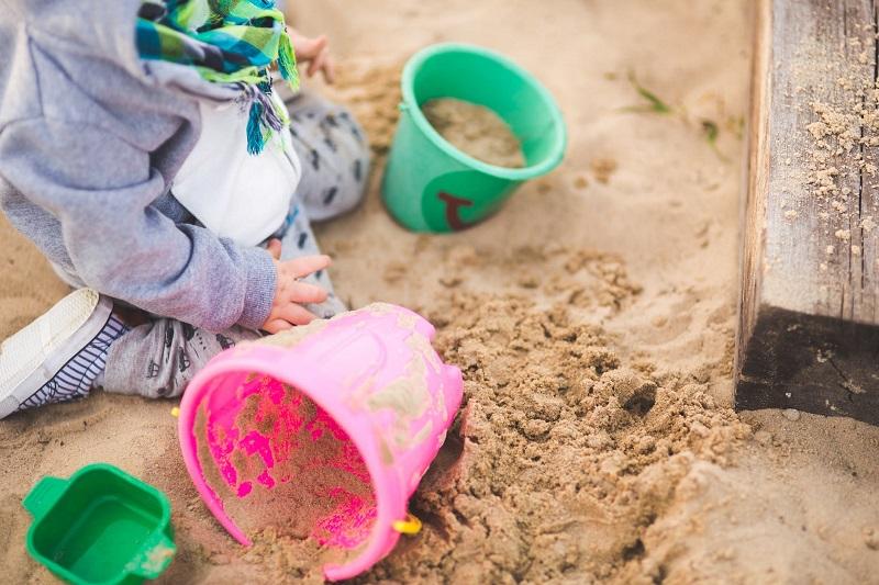 Matige bodemkwaliteit bij speelplaats aan Tuinstraat