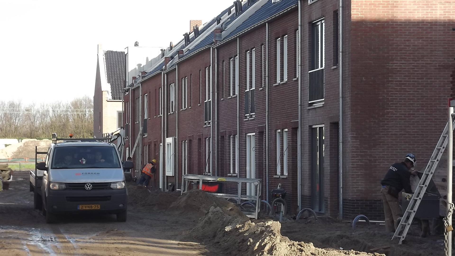 Wel sociale woningbouw, maar méér duurdere huizen
