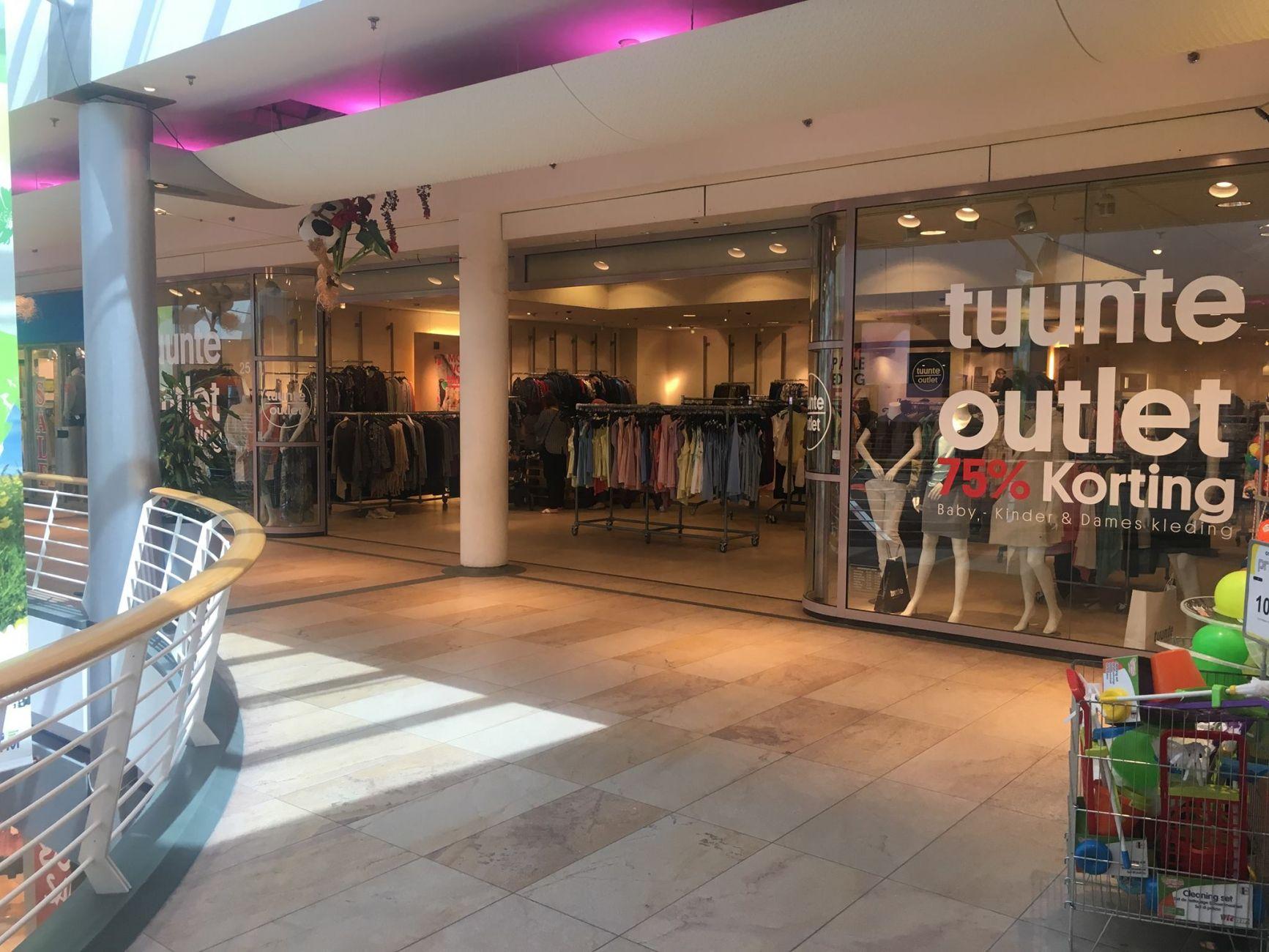 Dames Kleding Winkel.Nieuwe Winkel Van Tuunte In Passage Schiedam24