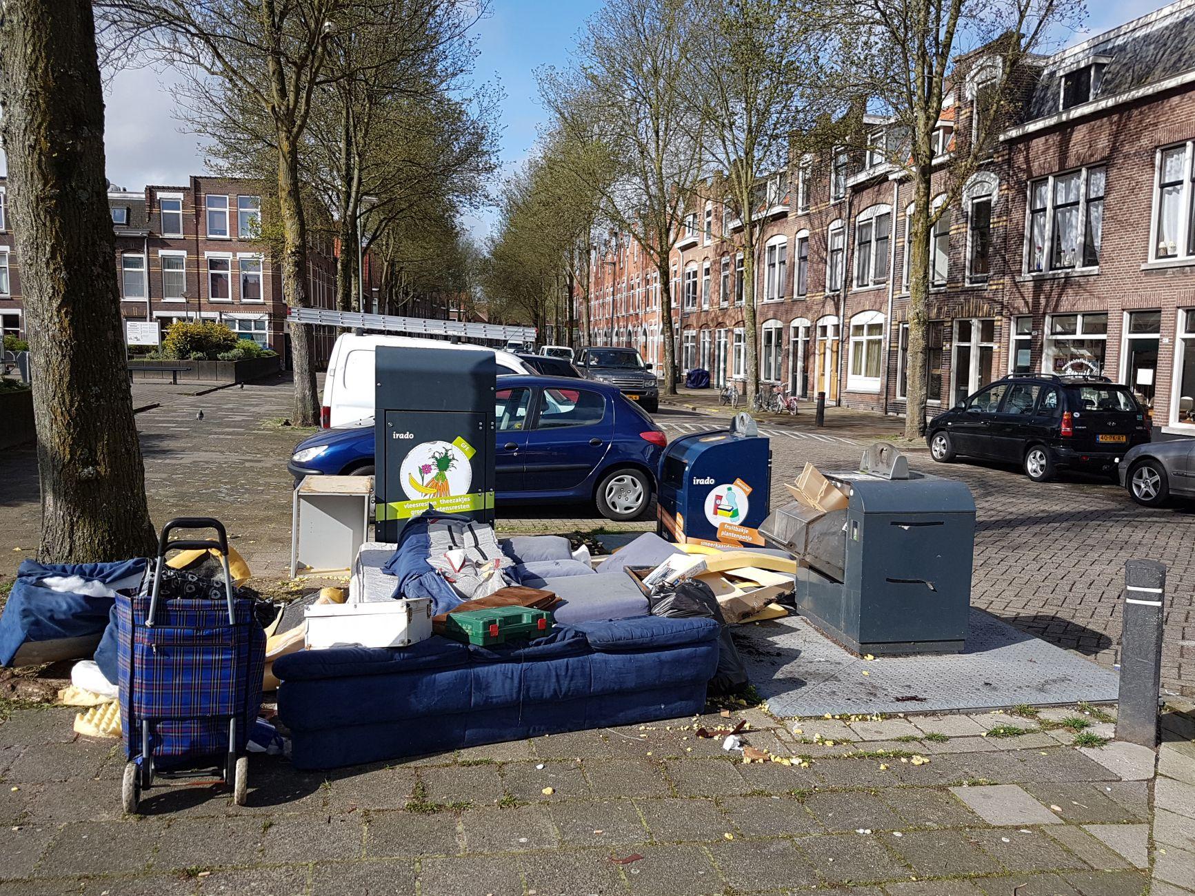 Strijd tegen vuilbijplaatsingen: het blijft proberen