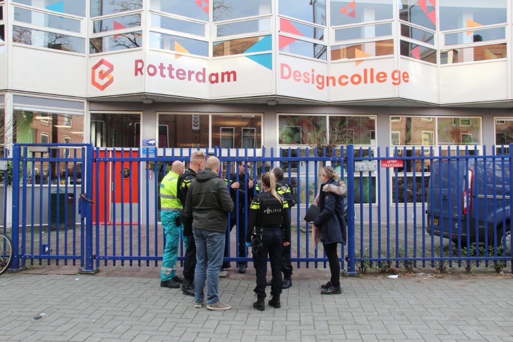 Meisje doodgeschoten in Rotterdam-West