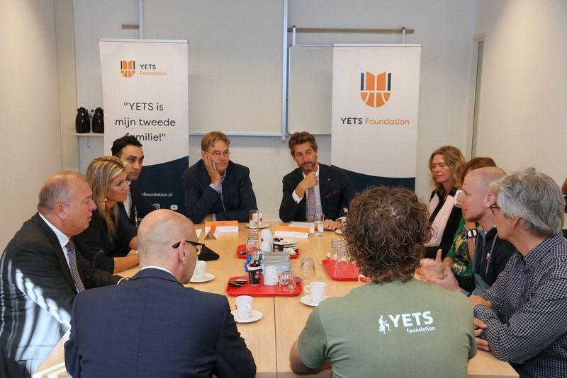Schiedam wil Yets onderdak bieden