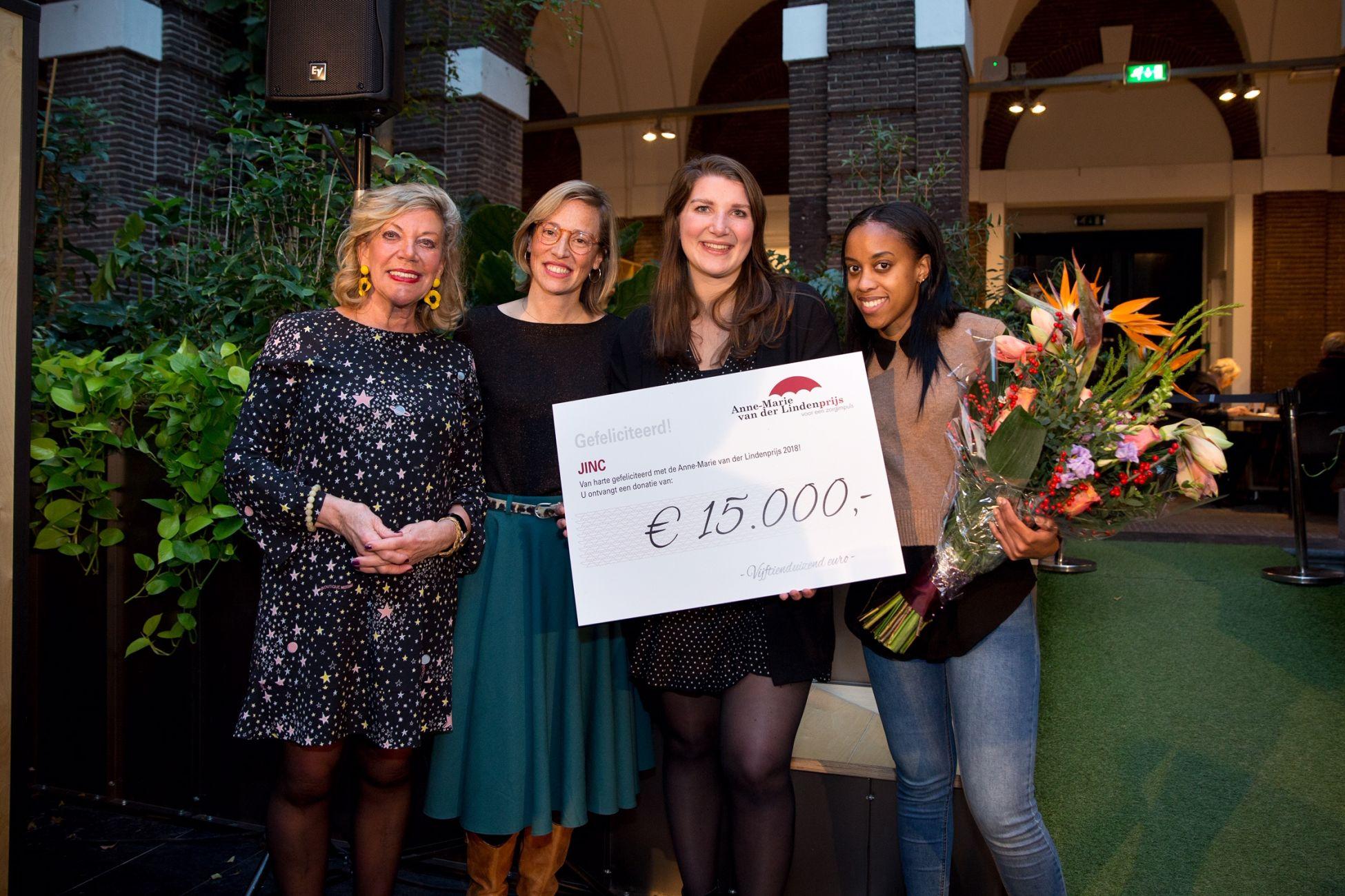 Jinc Wint Anne Marie Van Der Lindenprijs Schiedam24