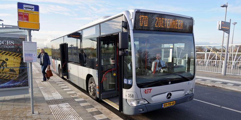 Bus van Schiedam naar Zoetermeer?