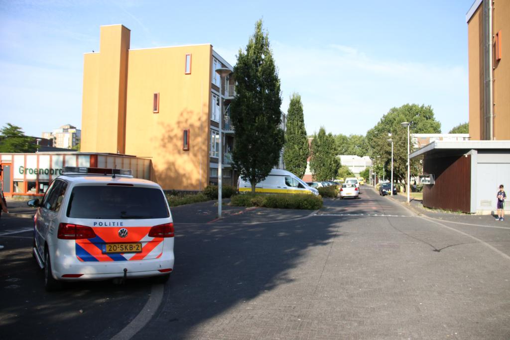 Terrorismeverdachte in Schiedam gearresteerd