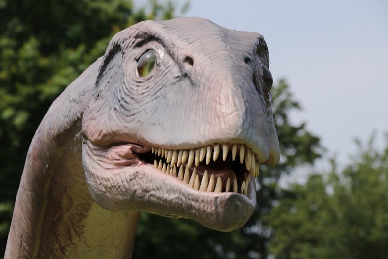 Jurassic Kingdom verleent korting