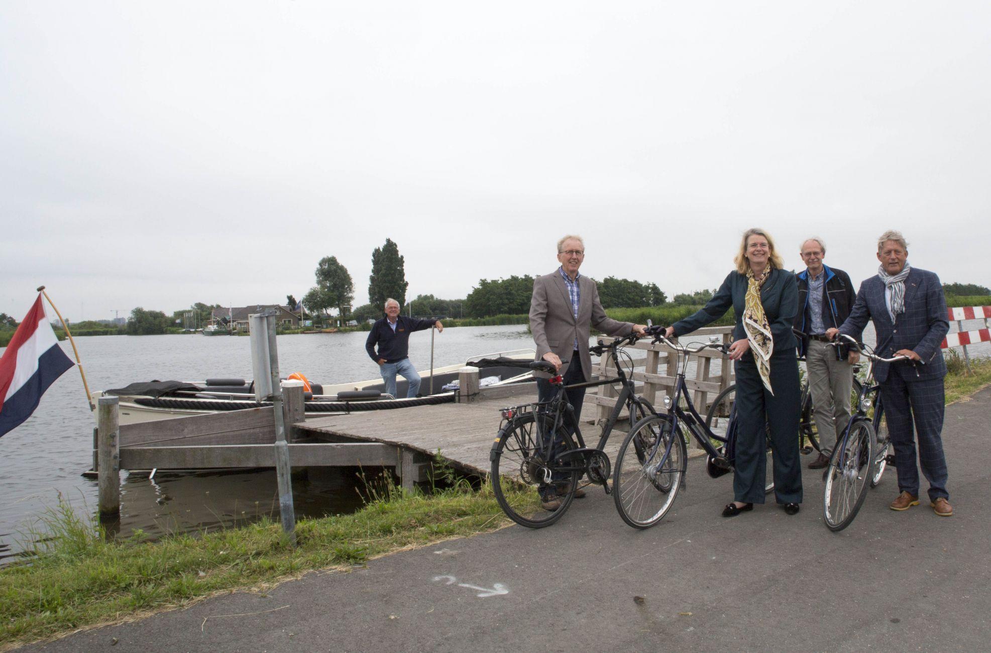 Midden-Delfland krijgt goede relatie met de steden rondom