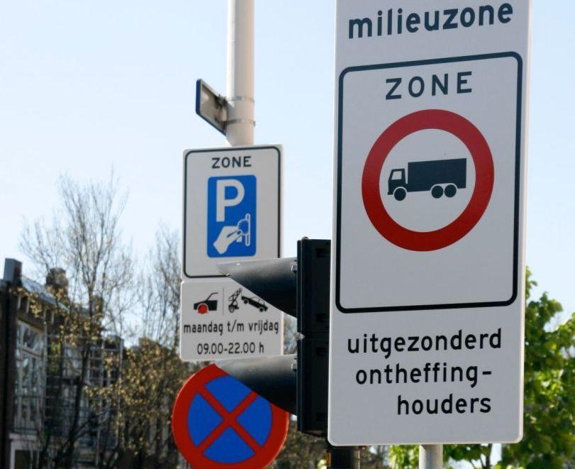 Meerderheid tegen milieuzone om oude dieselauto's te weren