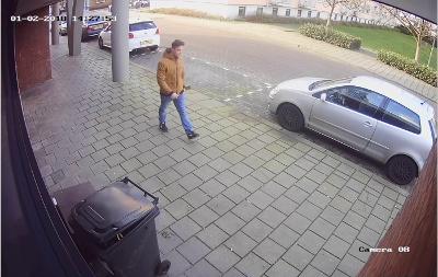 Politie verspreidt signalement berover Colijnstraat