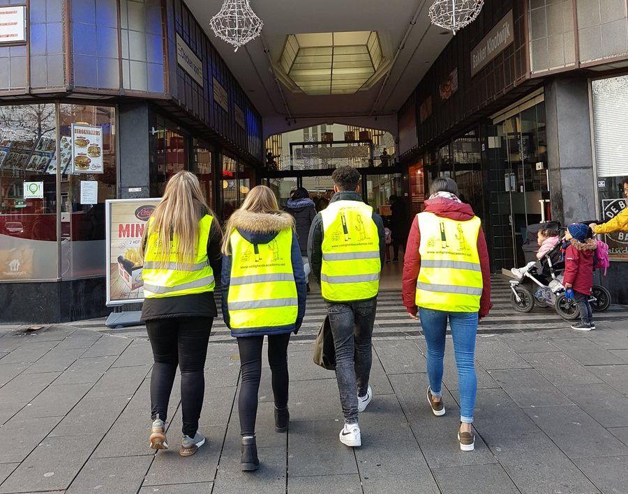 Studenten Veiligheid in Schiedam