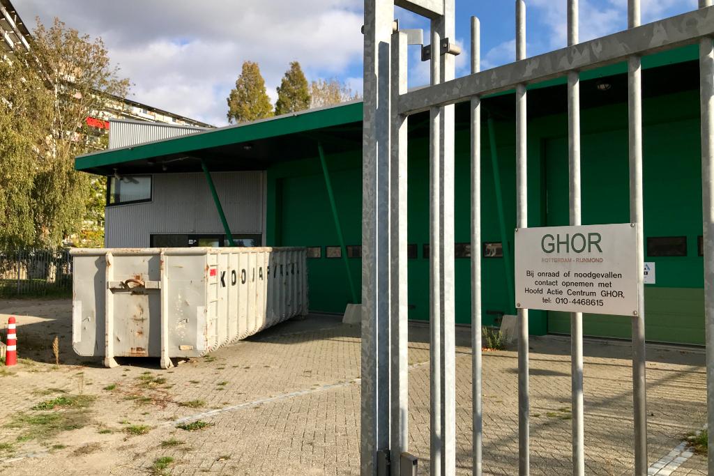 Schiedam krijgt extra opkomstlocatie ambulances