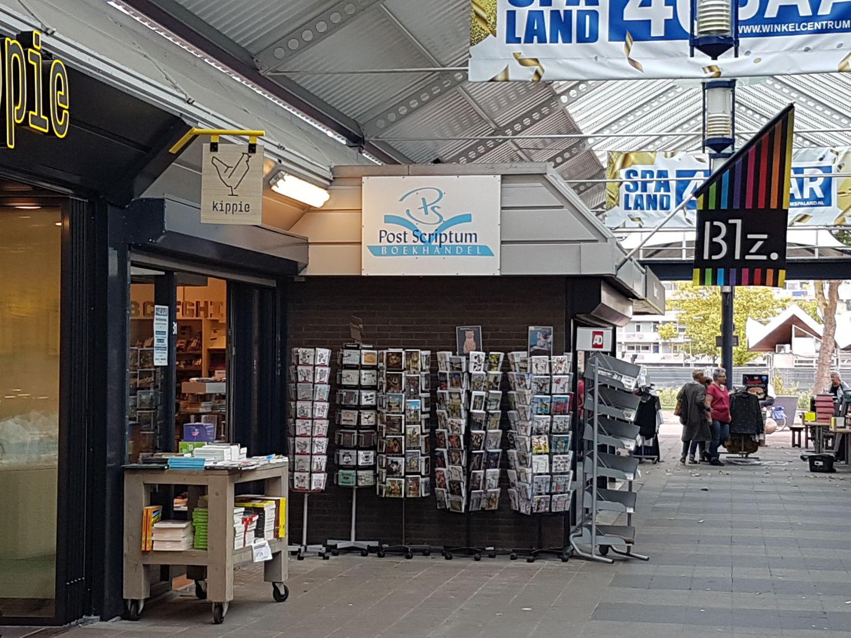 Het gaat best lekker met Schiedam lezersstad