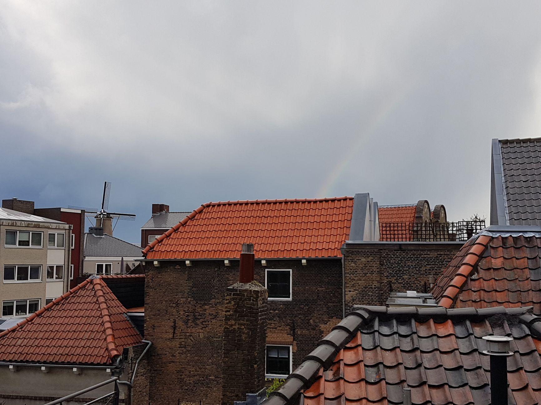 Spannend weertje in Schiedam