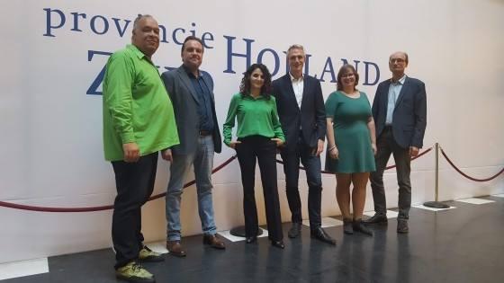 Siljee kandidaatlijsttrekker Zuid-Holland