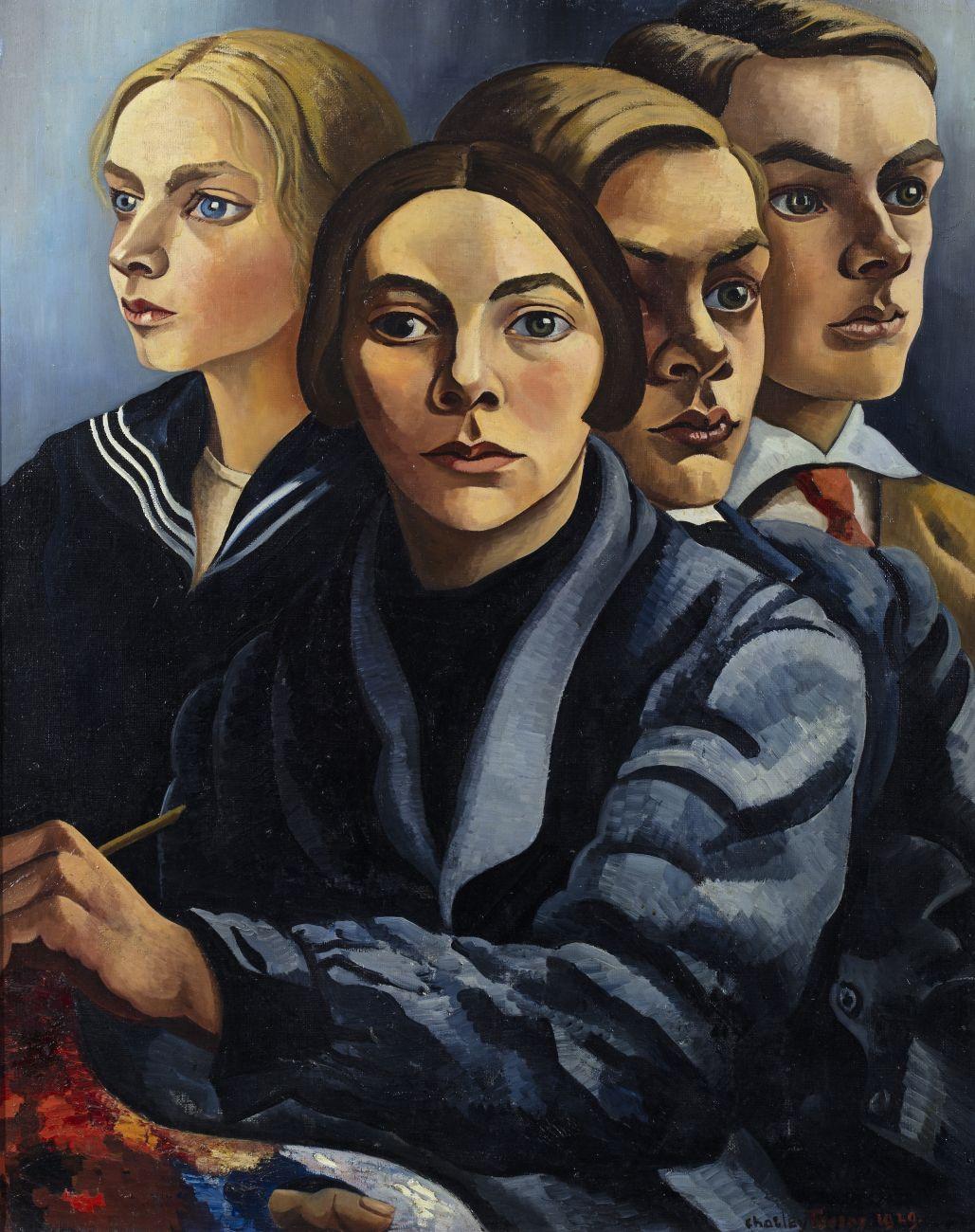 Meesterlijke vrouwen; tien avant-garde kunstenaars die je gezien moet hebben