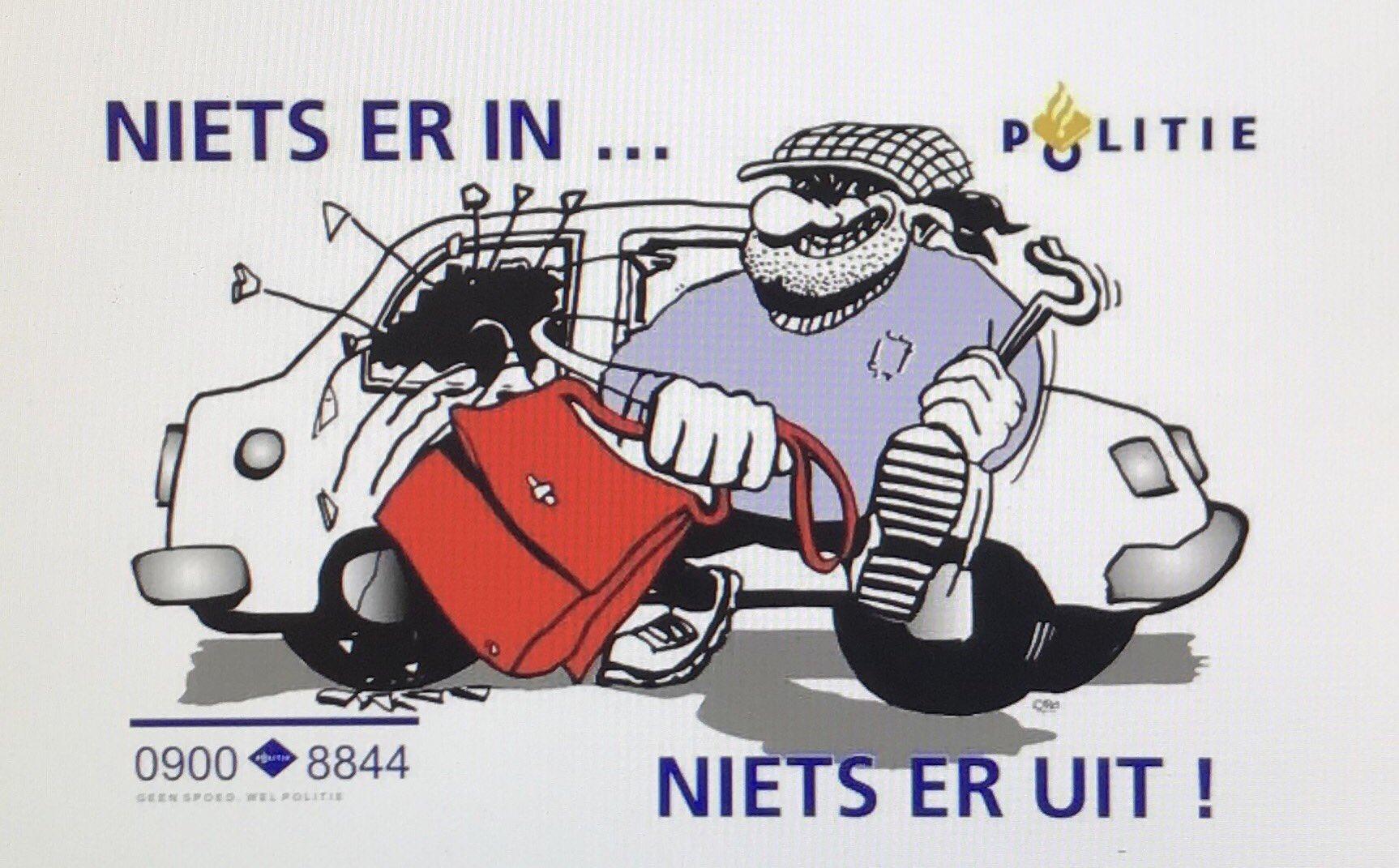 Verschillende auto-inbraken in Schiedam
