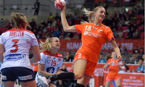 Noorwegen 'angstgegner' af voor Oranje