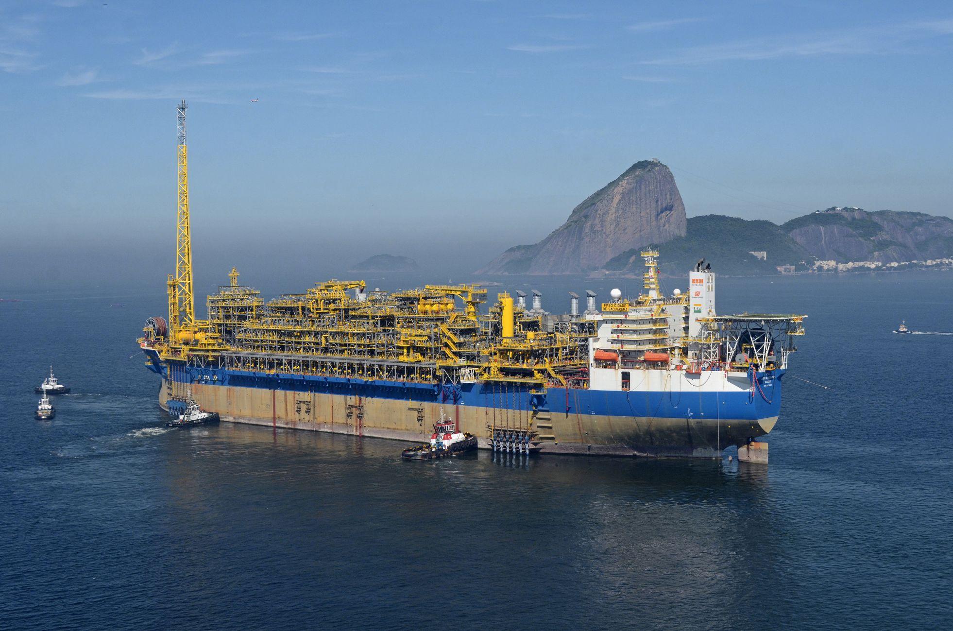 SBM Offshore verkoopt belang in FPSO Sepetiba