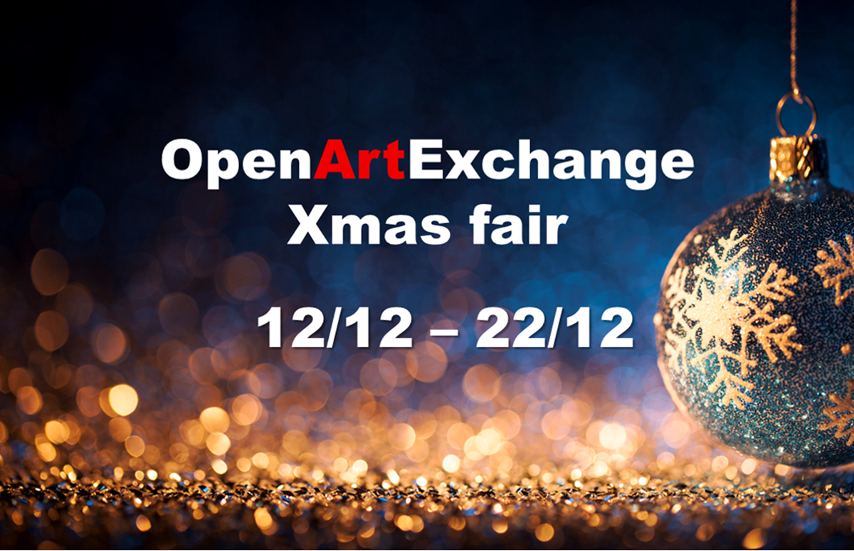 Openartexchange – Xmas art fair