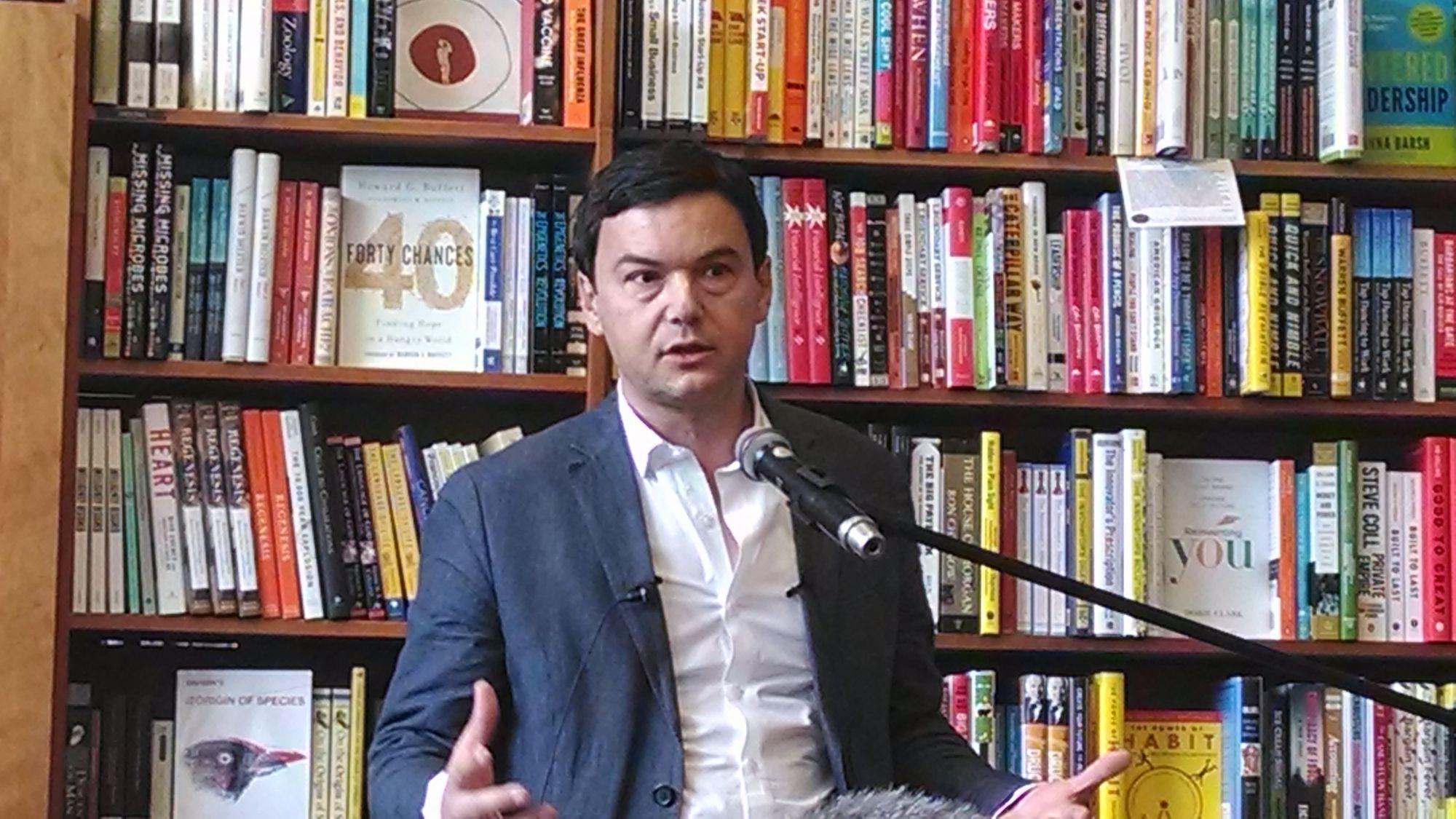 Piketty in Rotterdam