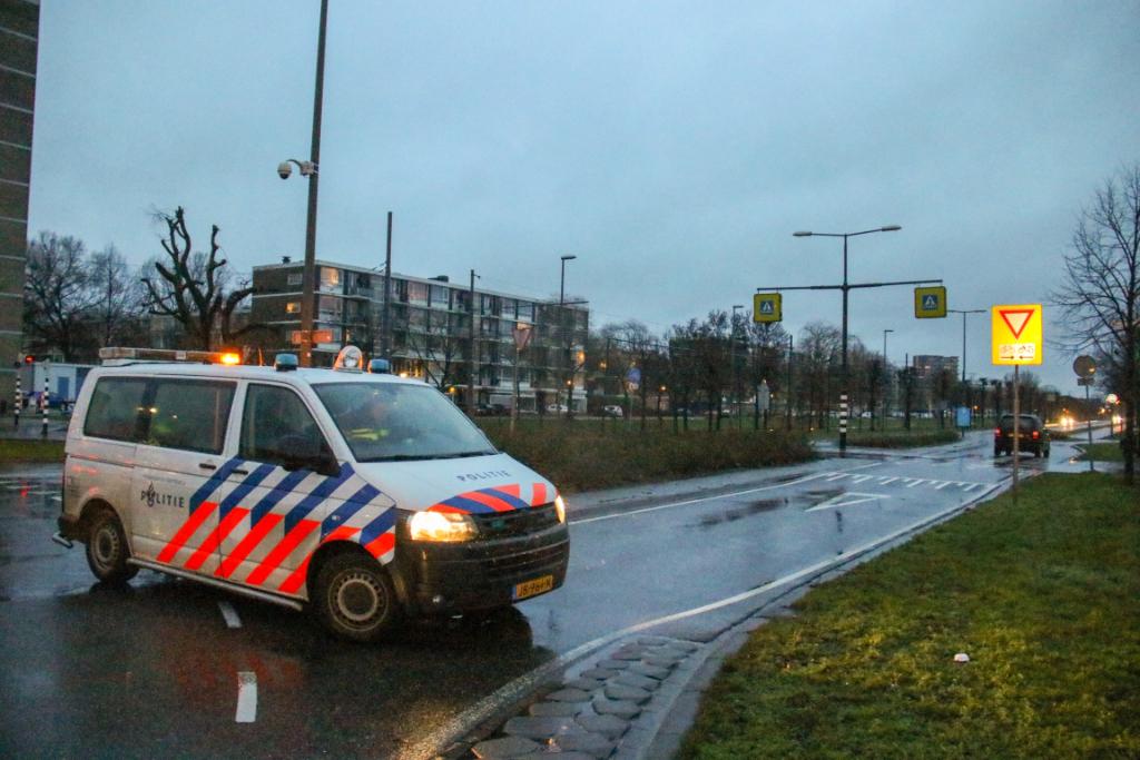 Het is weer raak op het Nieuwlandplein