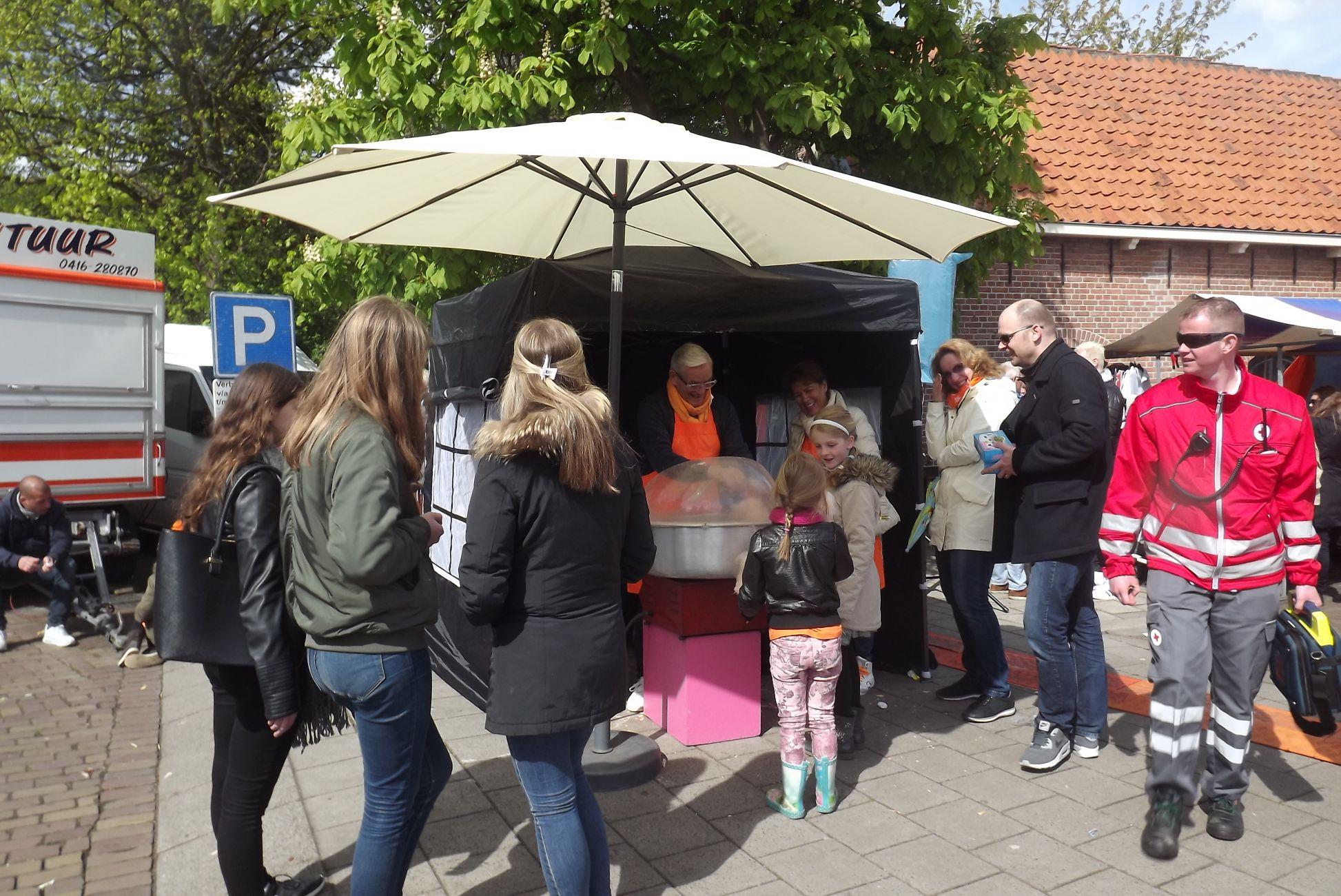 Haags bureau organiseert Koningsdagmarkt Kethel