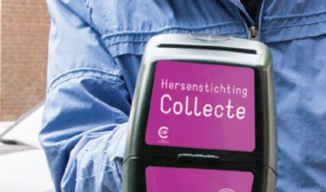 Collecte Hersenstichting levert ruim vijfduizend euro op