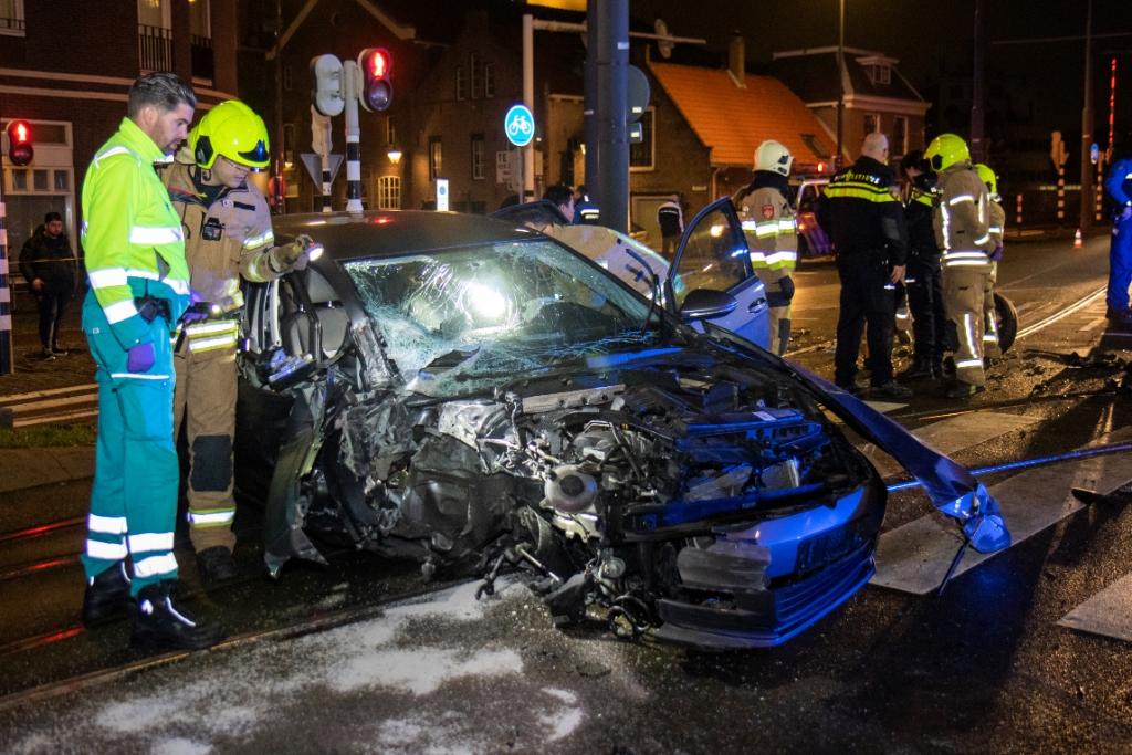Ongelukken onderzocht op alcohol en rijgedrag