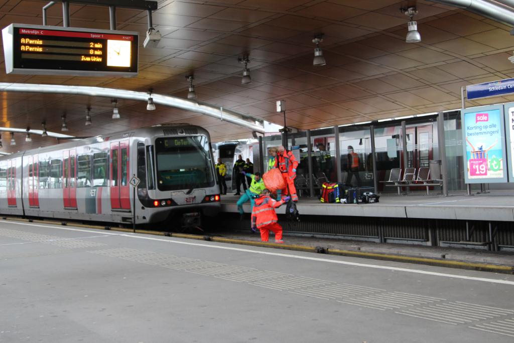 Metroverkeer mogelijk snel hervat