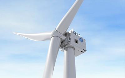 Krachtigste windturbine ter wereld vlakbij 'Pieter'