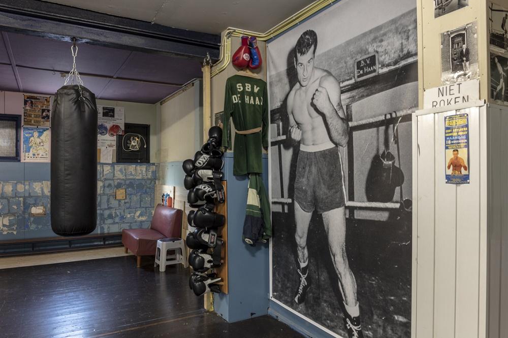 Museumdirecteur gaat in museum de boksring in