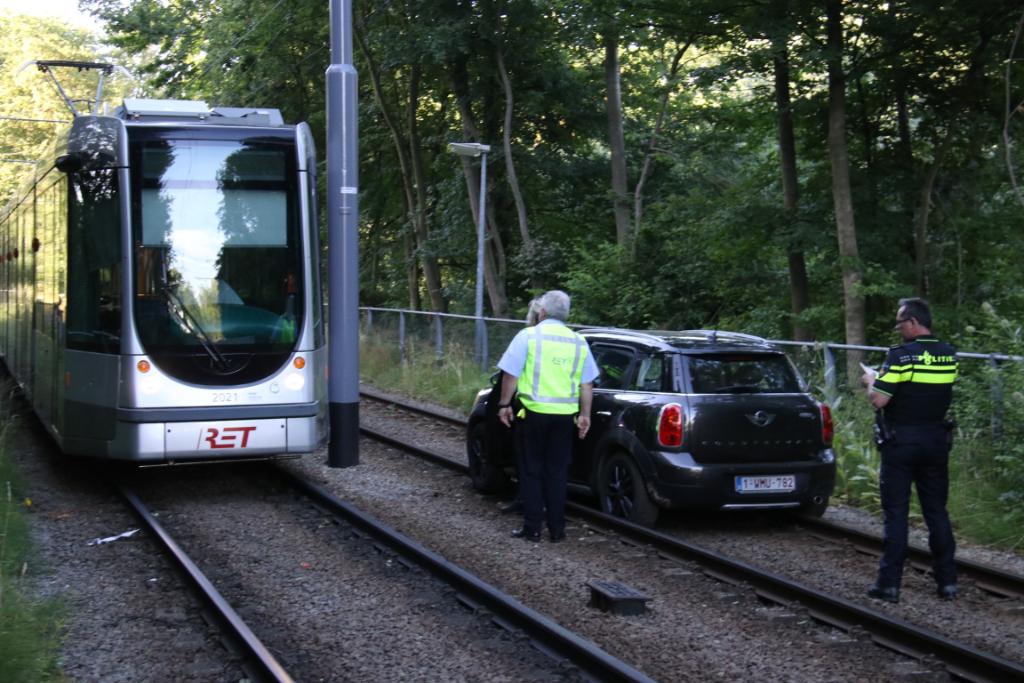 Belgische raakt spoor bijster