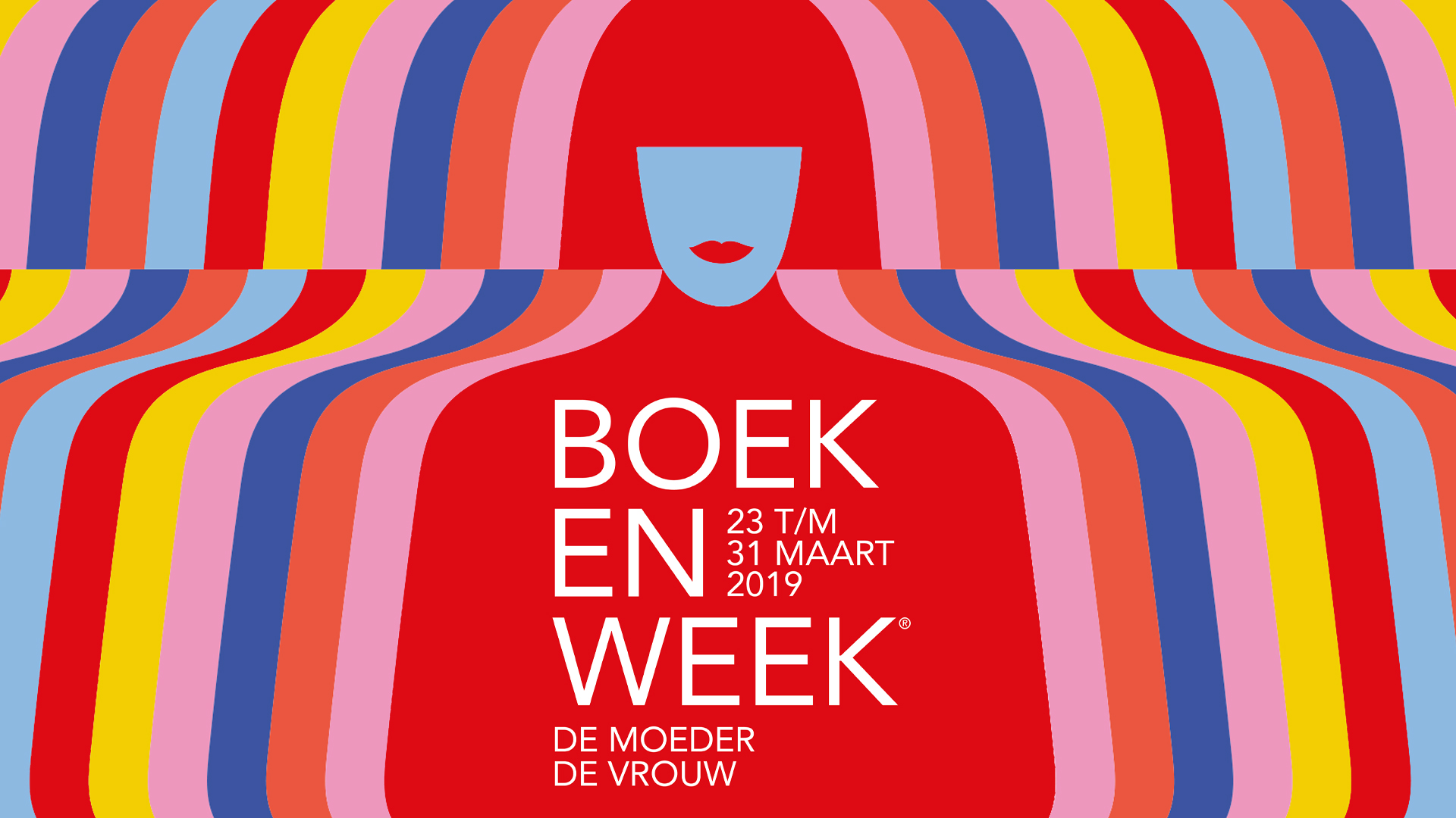Boekenweek in teken van 'Moeder de vrouw'