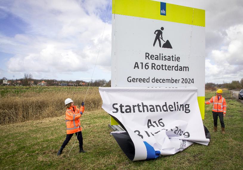 Voorziene gevolgen van de A16 voor Schiedam, Vlaardingen en Maassluis