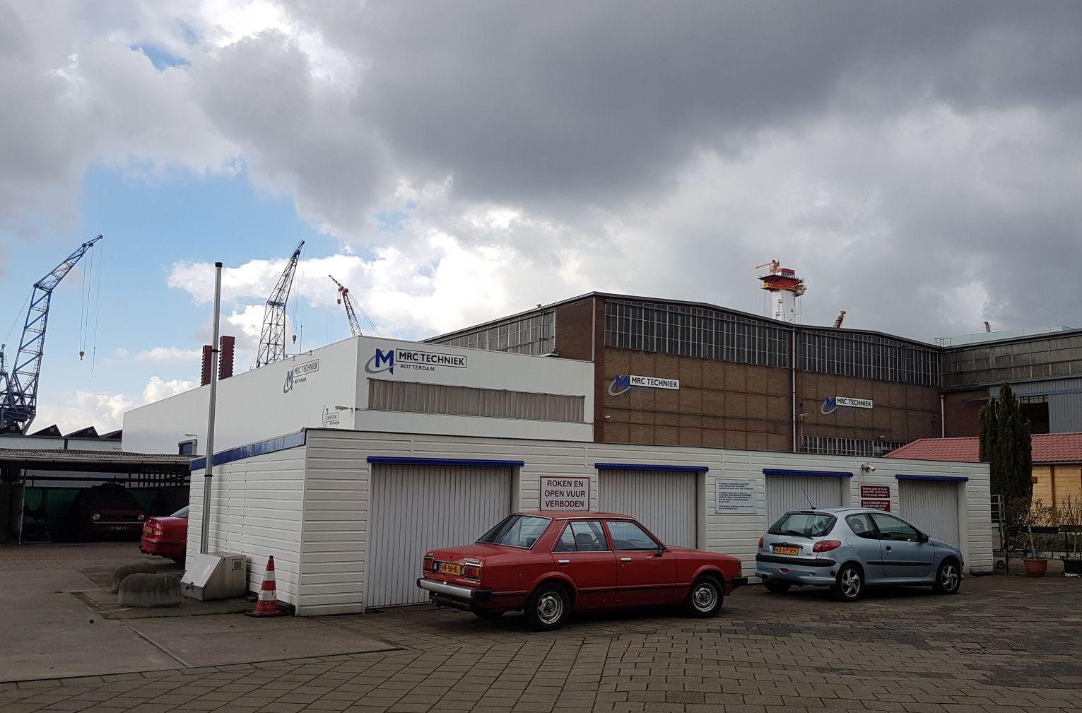 MRC Techniek Rotterdam failliet