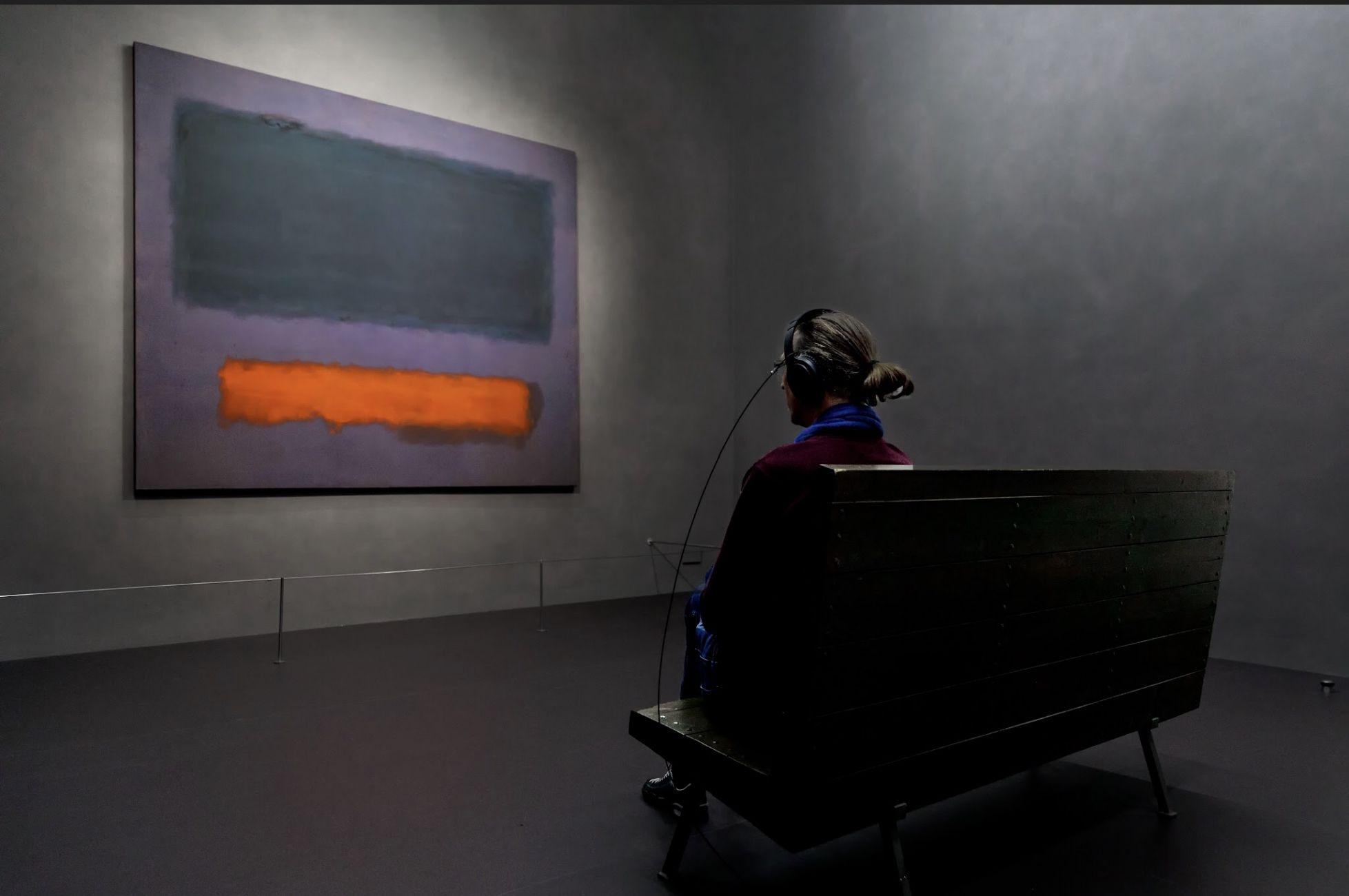 Schilderij Rothko weer te zien na 'misverstand'