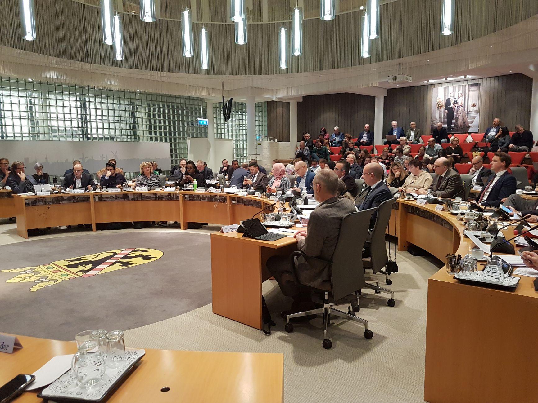 Raad komt met zes moties tijdens begrotingsdebat