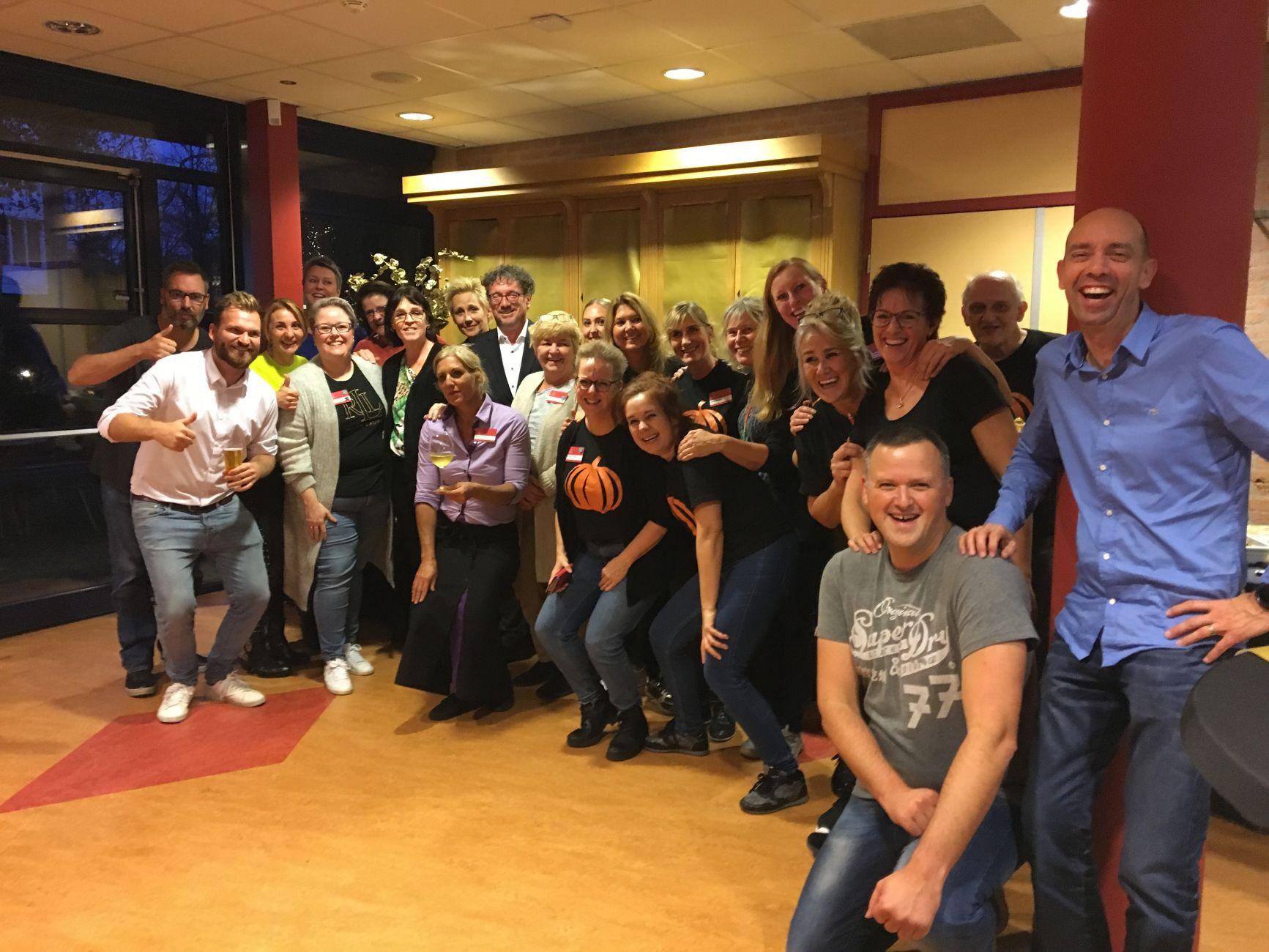 Harg-Spaland rondt een gouden week van de Frankelandgroep af