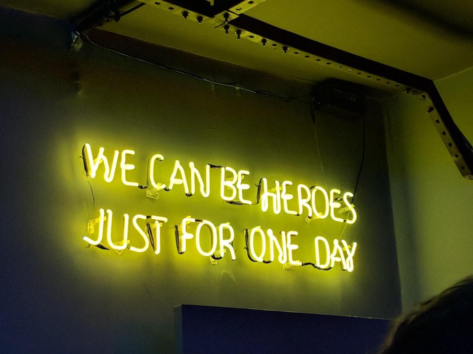 Op zoek naar helden