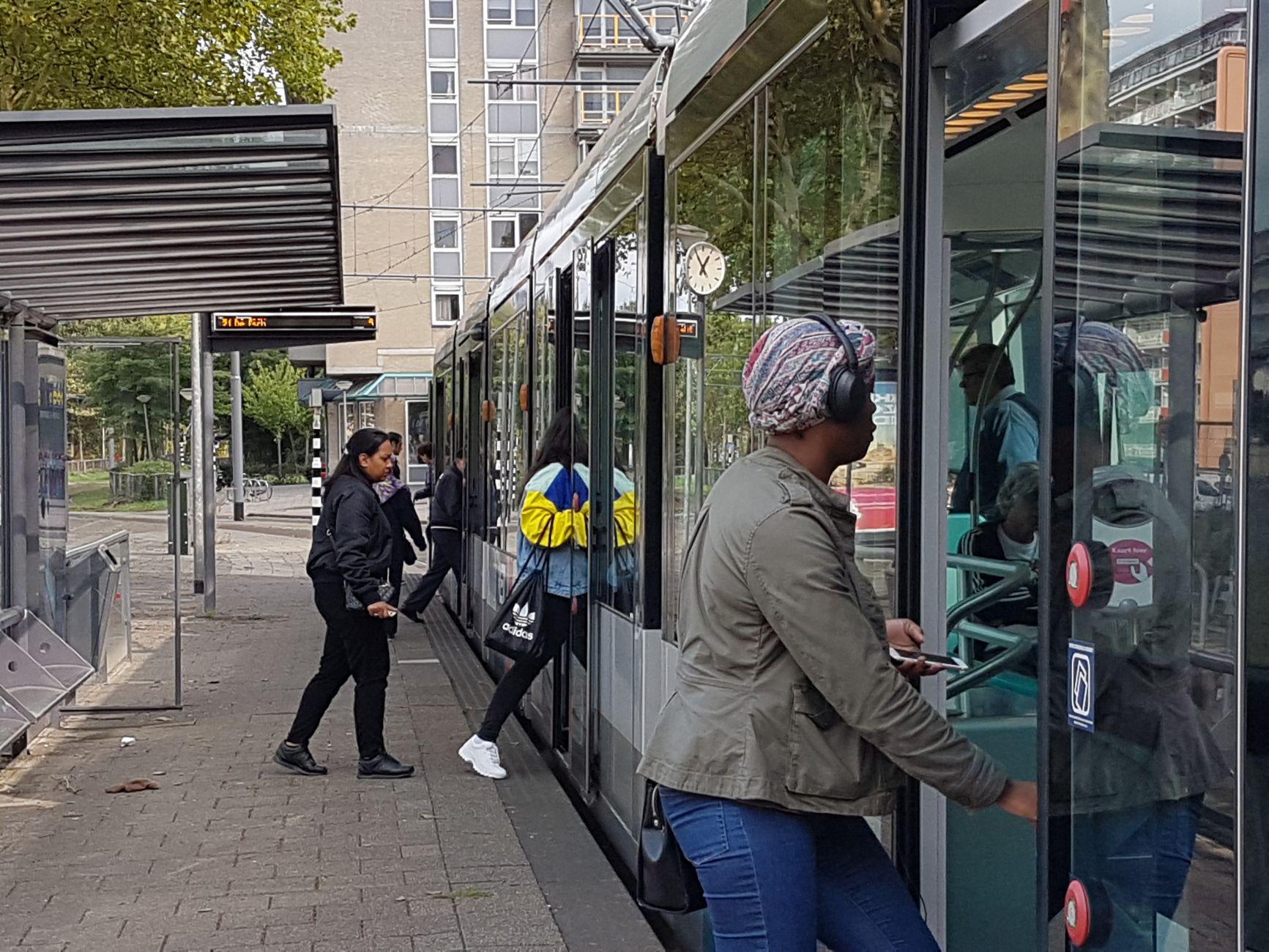 Route trams lijnen 21 en 24 gewijzigd