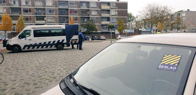 Vier auto's geconfisqueerd na controle van kentekens