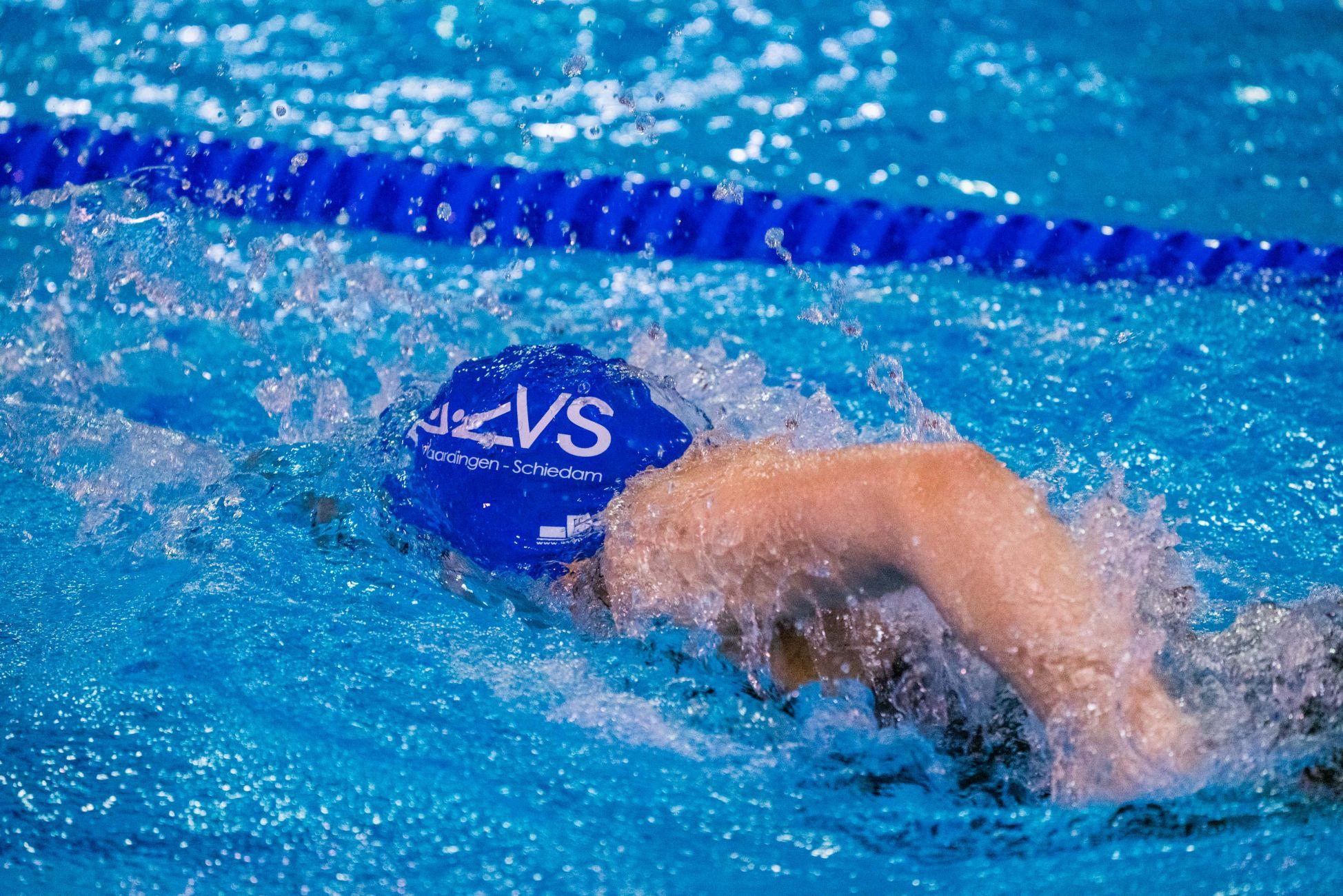 ZVVS-zwemmers acht keer eerste in vierkampwedstrijd