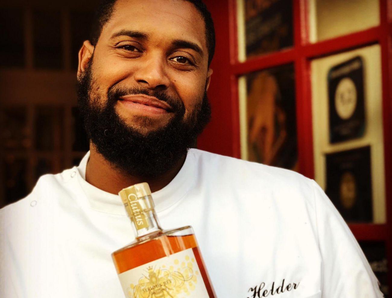 Fortes Silva wint cocktailwedstrijd