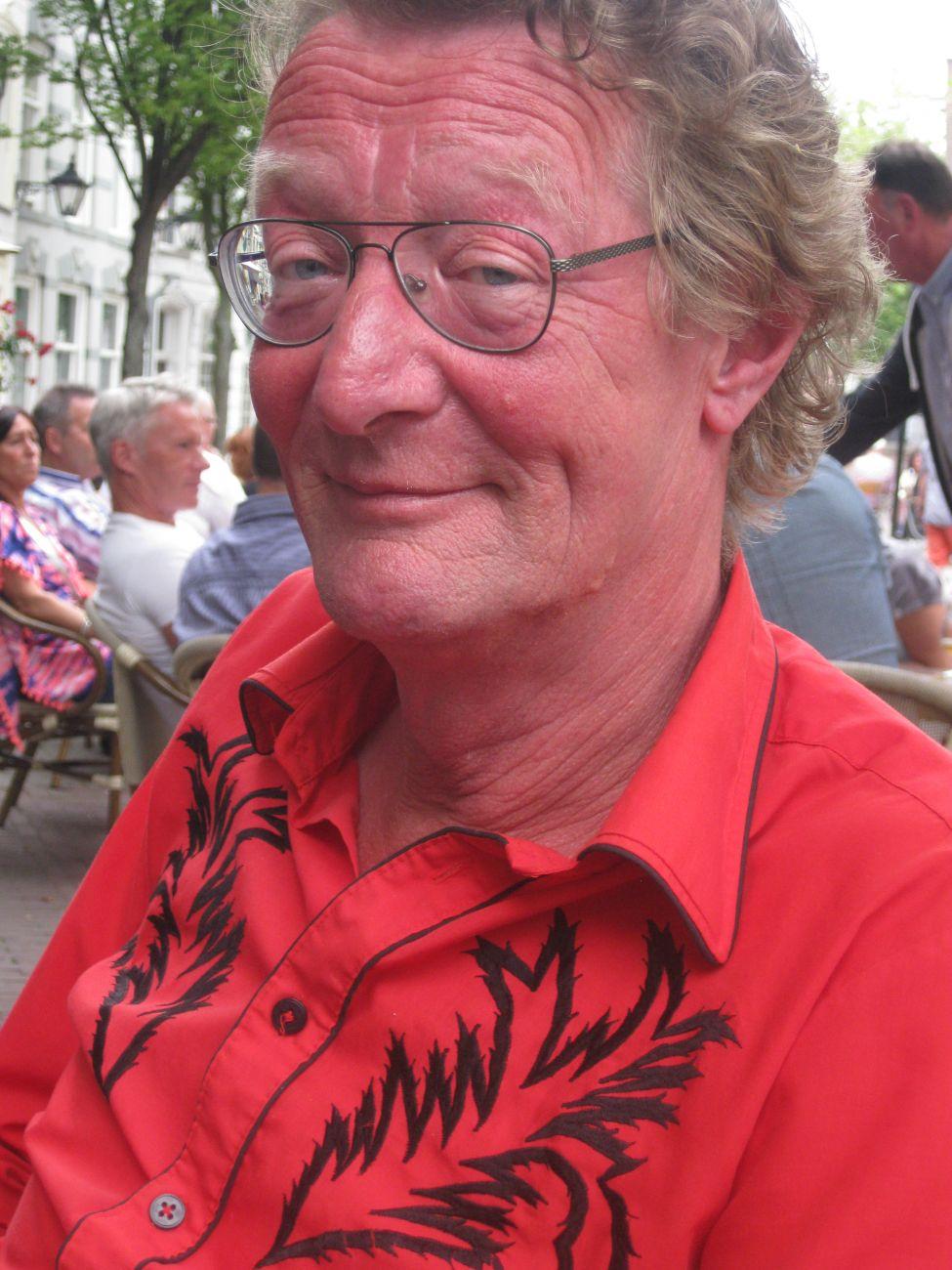 Harry Zwier ruilde de wereld voor Schiedam