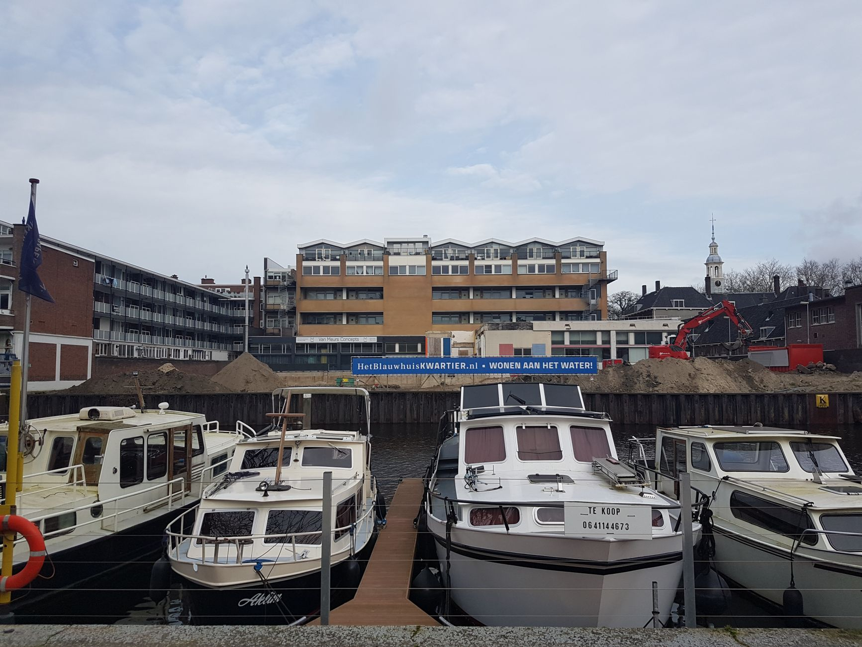 Jachthavens verboden terrein