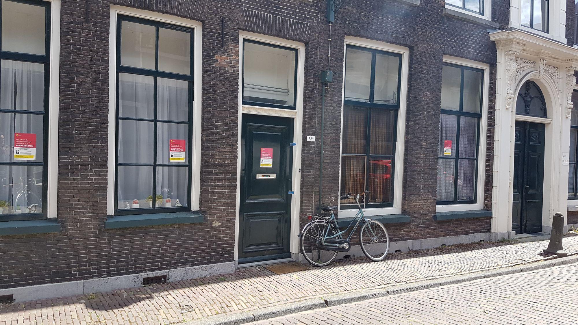 Werk aan de Nieuwstraat en omstreken