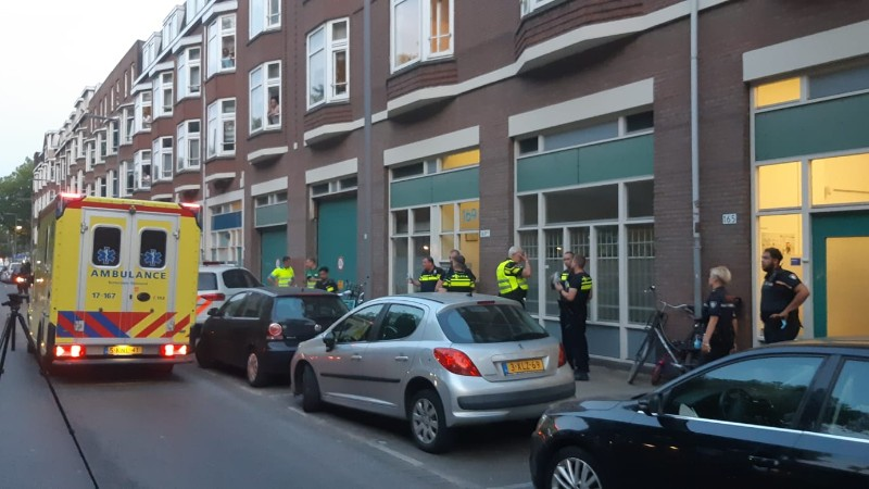 Slachtoffer steekdrama Mathenesserdijk is Schiedamse