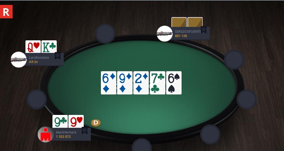 Mark Verkerk wint Poker Series Online - Schiedam