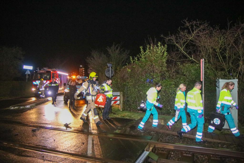 Treinverkeer hervat na dodelijk ongeluk