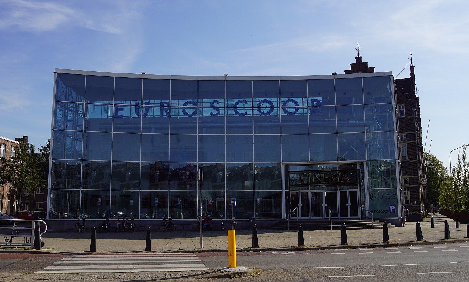 Euroscoop Schiedam verliest 'zusje'
